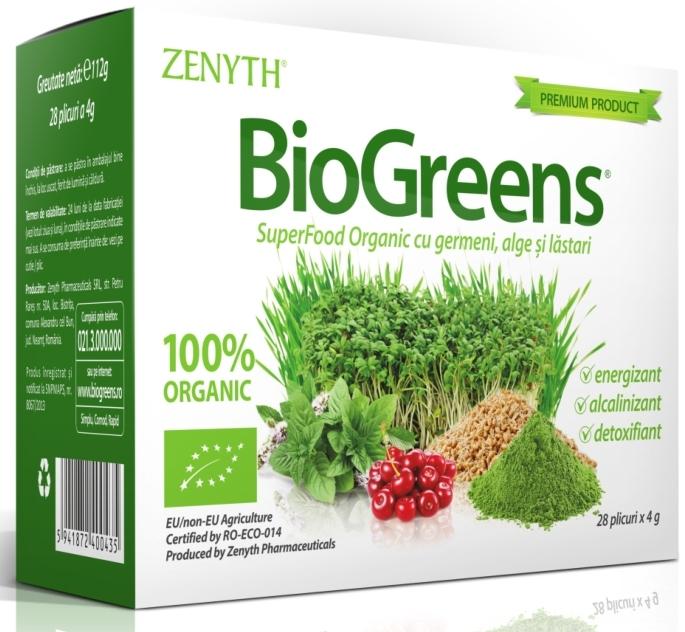 biogreens plicuri