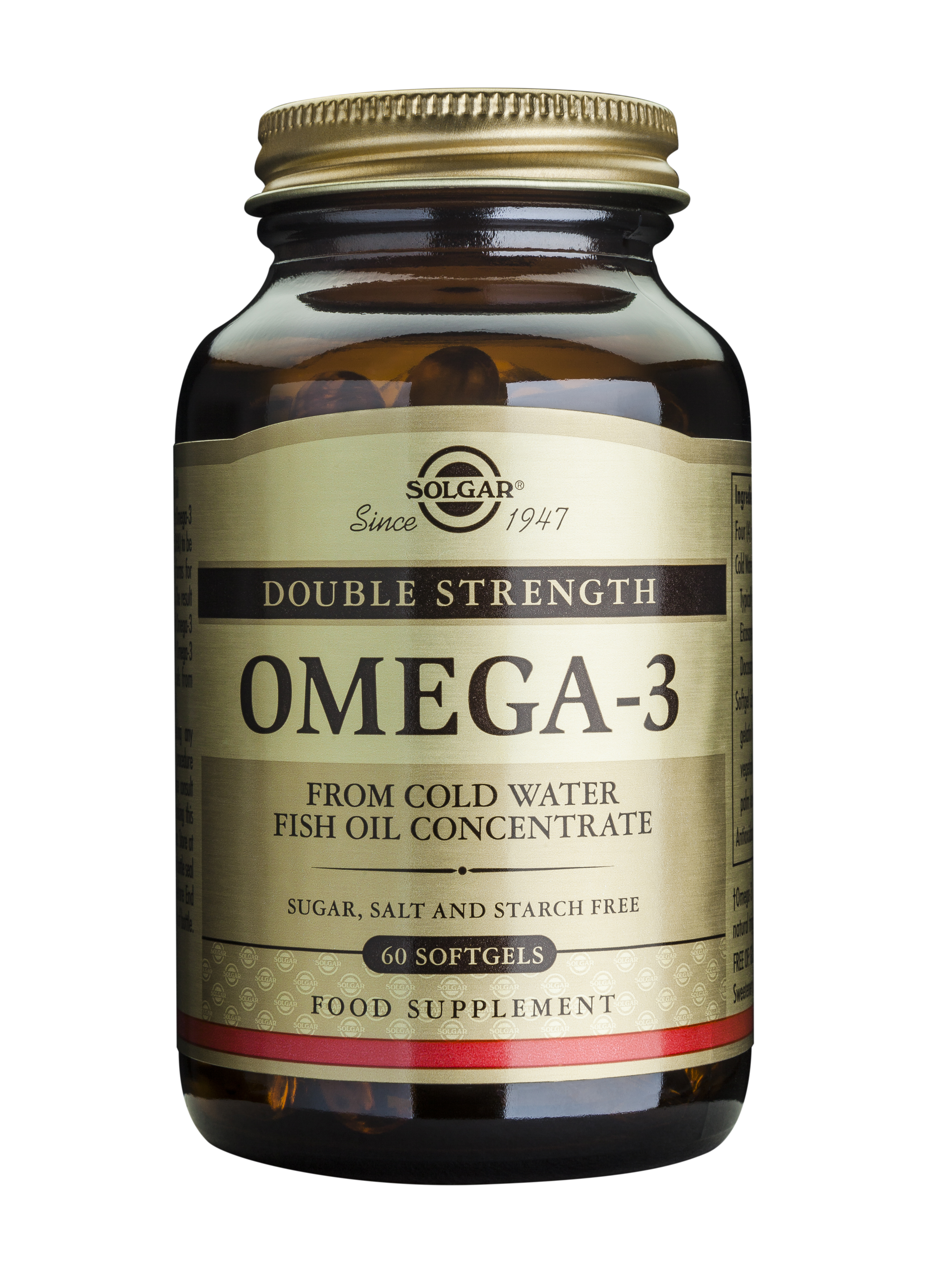 Omega-3 dublu concentrate- 60cps [0]