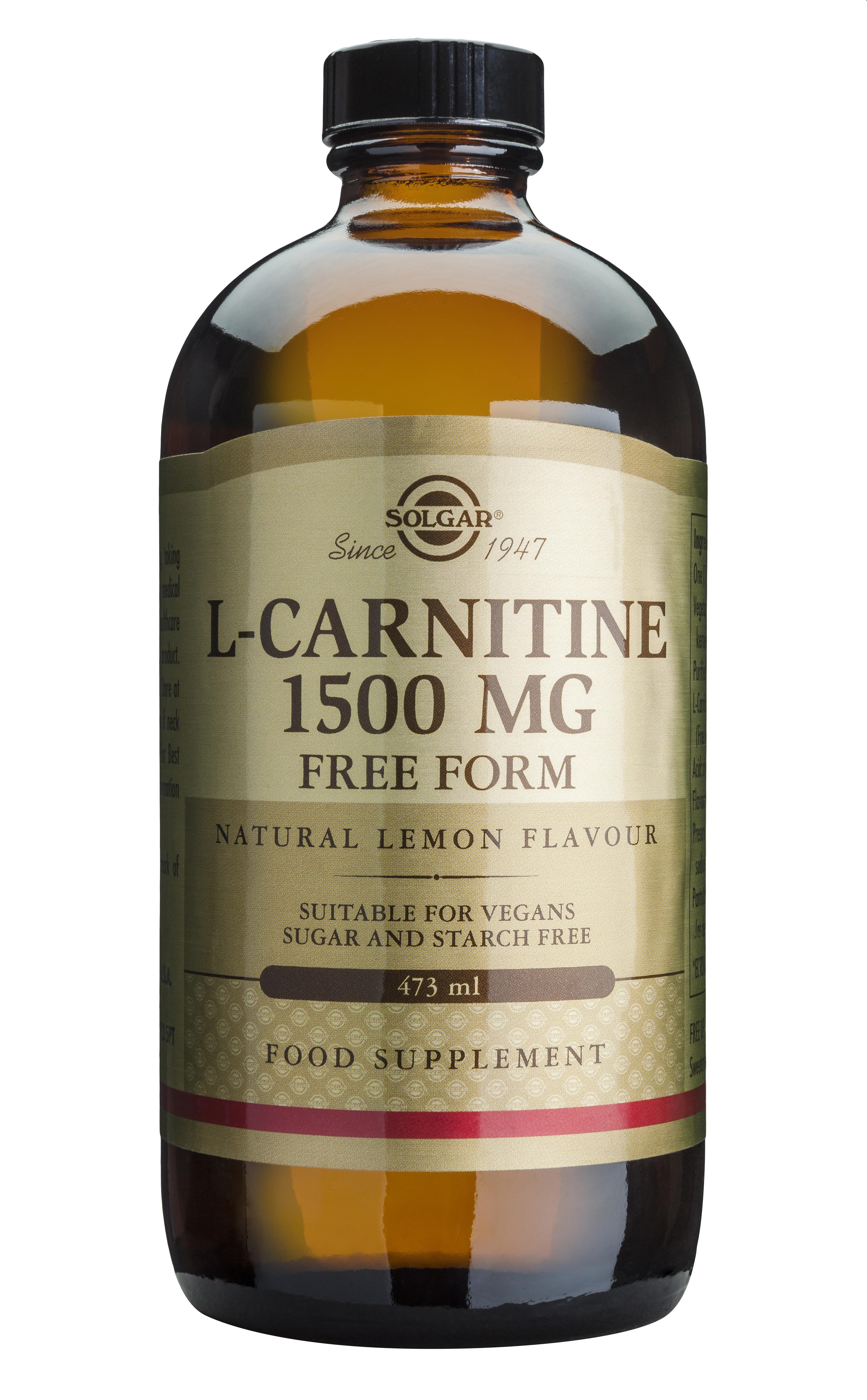 L-Carnitine 1500mg 473ml [0]