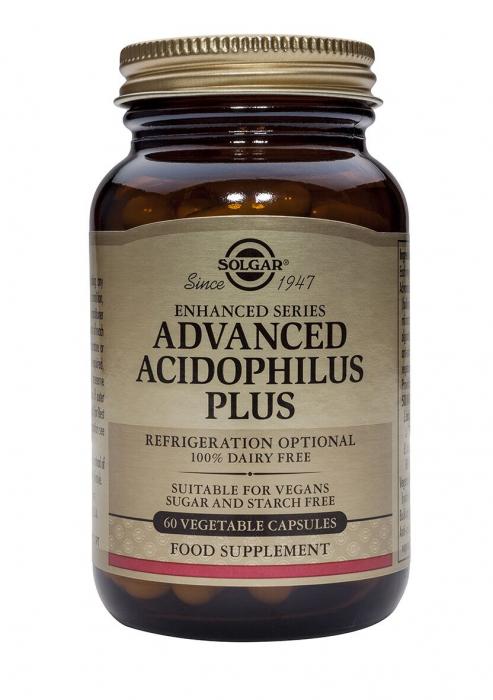 Advanced AcidophilusPlus 60 veg caps [0]