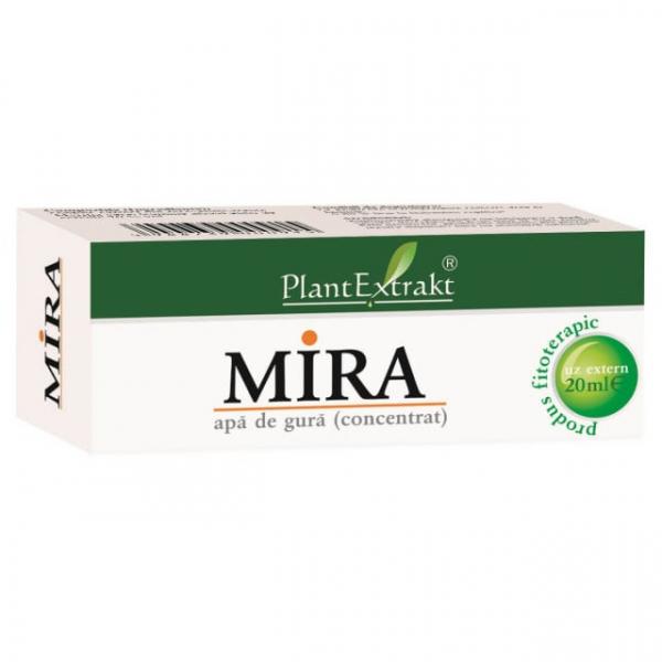 Apa de Gura Mira 20ml PlantExtrakt 0