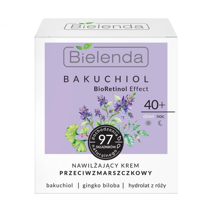 BAKUCHIOL Crema Antirid cu Efect de Lifting BioRetinol 40+ zi/noapte 50ml [0]