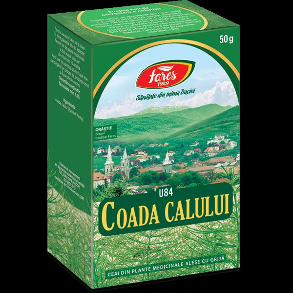 Ceai de Coada Calului , 50 g, punga, U84, Fares 0