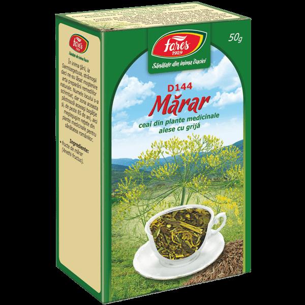 Ceai de Marar (Seminte) , 50 g, punga, D144, Fares 0