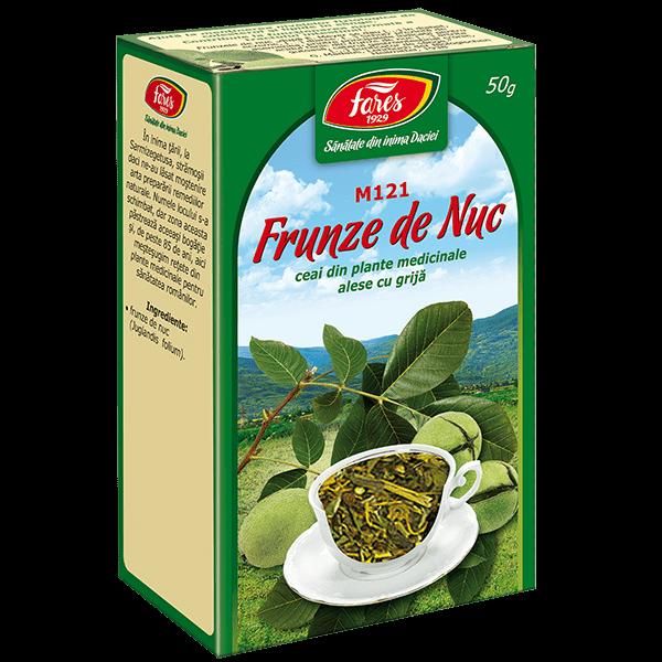 Ceai de Nuci (Frunze) 50 g M121 Fares 0