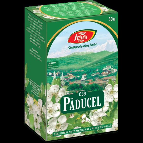 Ceai de Paducel (Frunze si Flori) 50 g C39 Fares 0