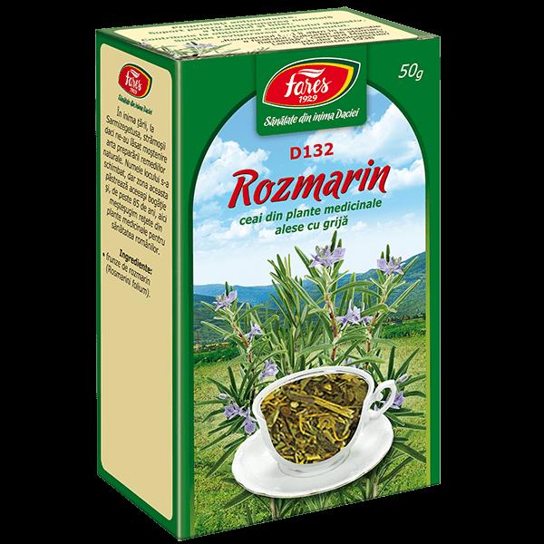 Ceai de Rozmarin (Frunze) 50 g D132 Fares 0