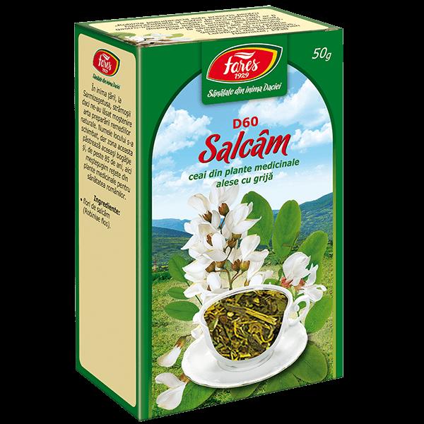Ceai de Salcam (Flori) 50 g D60 Fares 0