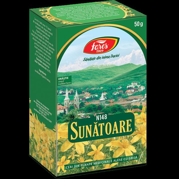 Ceai de Sunatoare  50 g N148 Fares 0