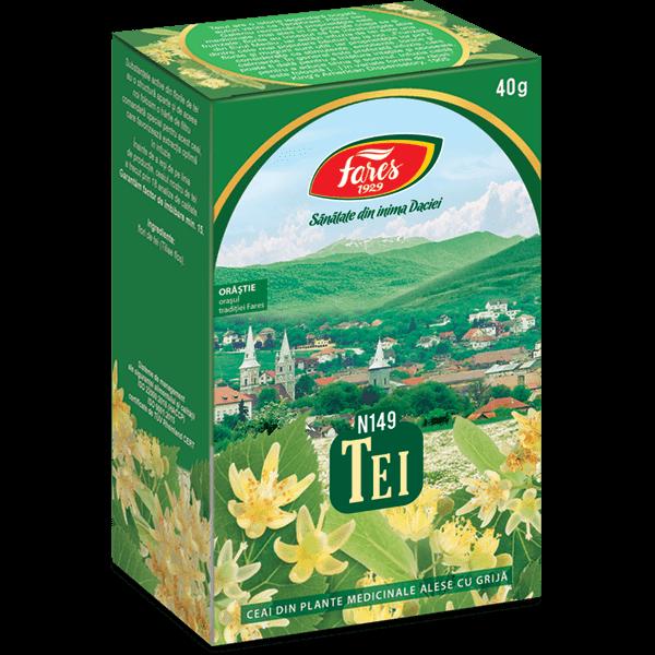 Ceai de Tei (Flori) 50 g N149 Fares 0