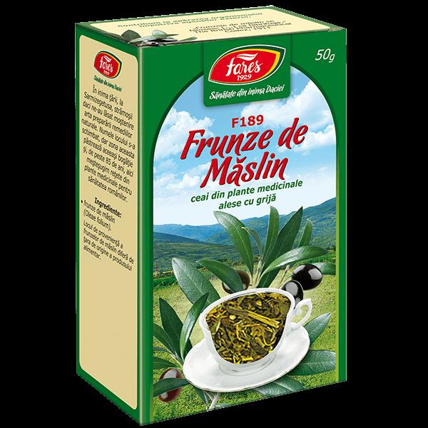 Ceai din Frunze de Maslin 50 g F189 Fares 0