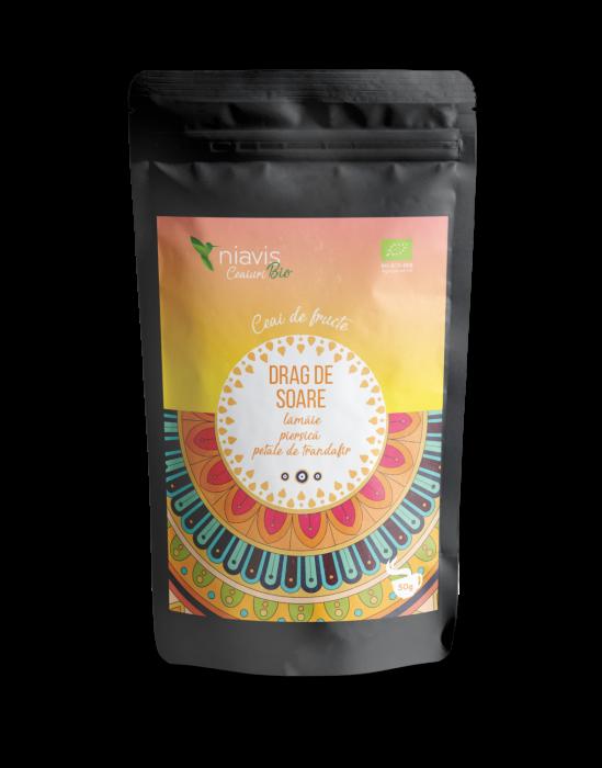 """Ceai Ecologic/BIO """"Drag de Soare"""" 50g [0]"""