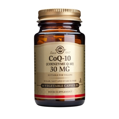 Coenzyme Q-10 30mg 30cps [0]
