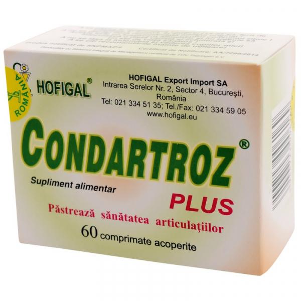 Condartroz Plus Hofigal 60 buc [0]