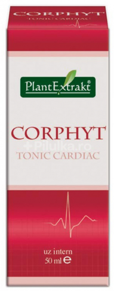 Corphyt Tonic Cardiac 50ml PlantExtrakt 0
