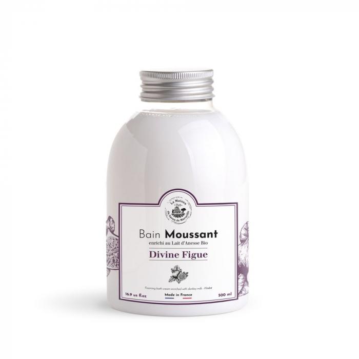 Crema Spumanta de Baie cu Lapte de Magarita Bio 500ml - 'Divine Figue' [0]