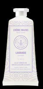 Crema de Maini cu Lavanda si Lapte de Magarita 50 ml [0]