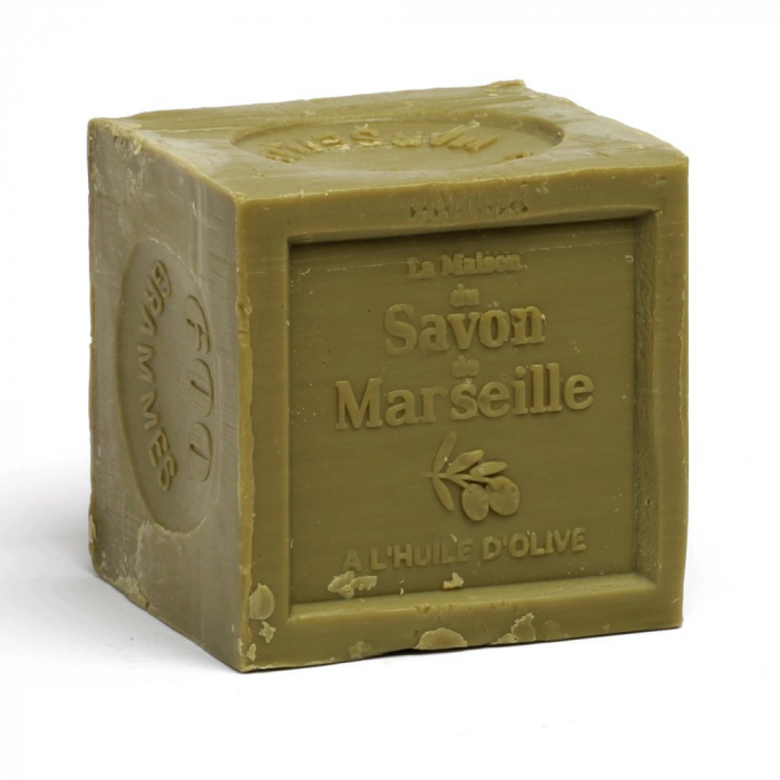 Cub de Sapun de Marsilia 300g - Ulei de Masline [0]