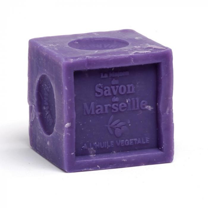 Cub de Sapun de Marsilia 300g - Ulei Esential de Lavanda [0]