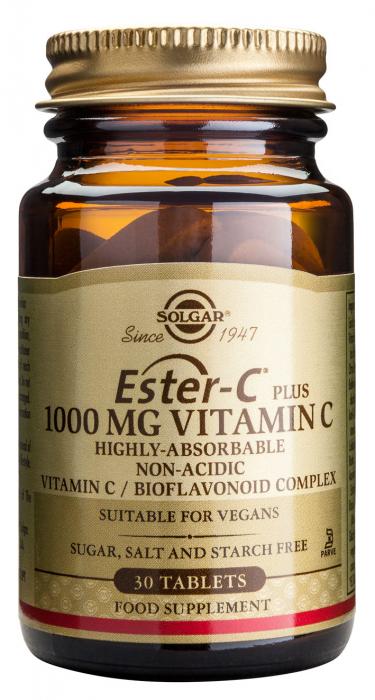 Ester-C 1000mg 30 tablete [0]