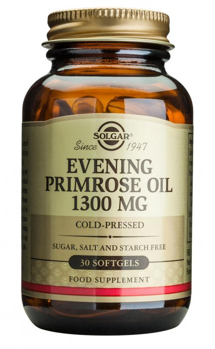 Evening Primrose Oil 1300mg 30cps moi [0]