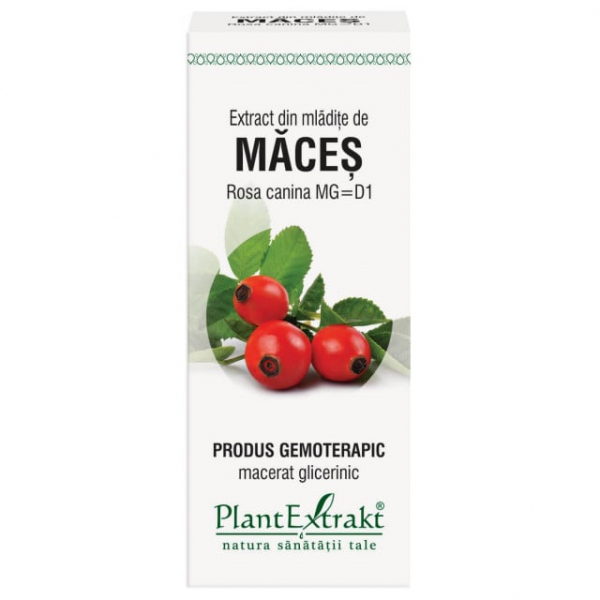 Extract de Macese (Mladite) 50ml PlantExtrakt 0
