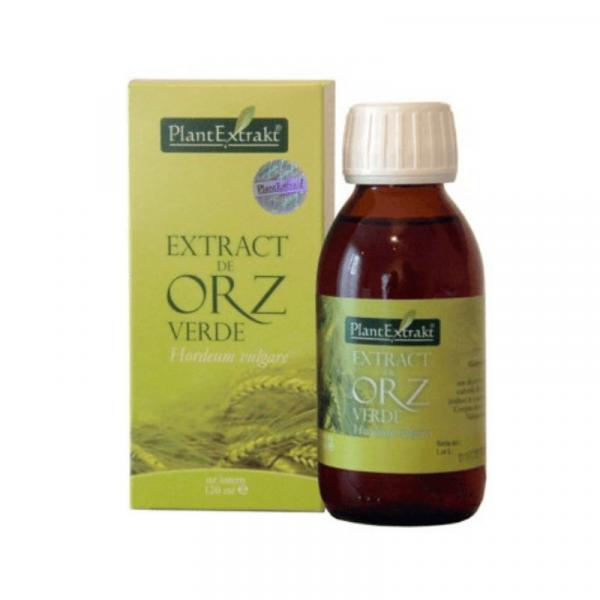 Extract de Orz Verde 120ml PlantExtrakt 0