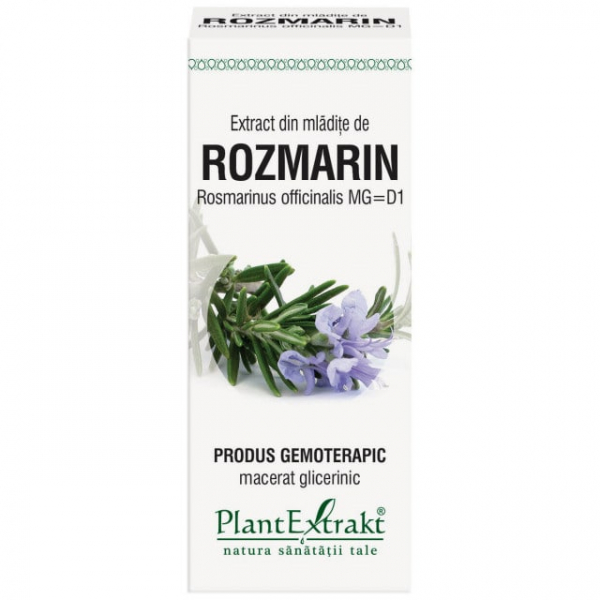 Extract de Rozmarin (Mladite) 50ml PlantExtrakt 0