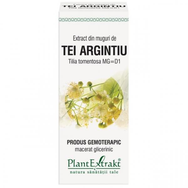 Extract de Tei Argintiu 50ml PlantExtrakt 0