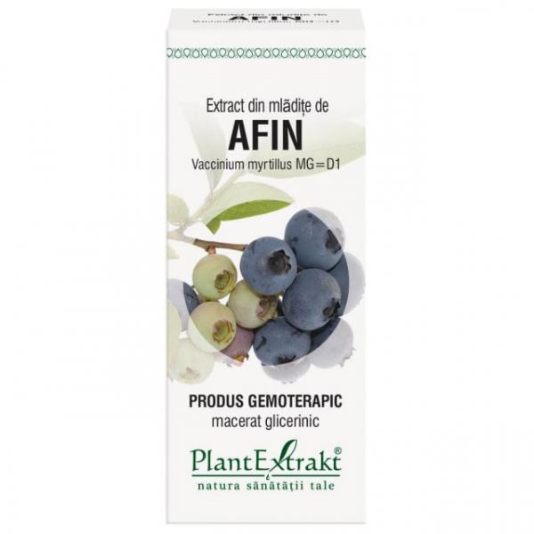 Extract din Mladite de Afin 50ml PlantExtrakt 0