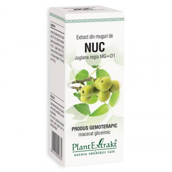 Extract din Muguri de Nuc 50ml PlantExtrakt 0