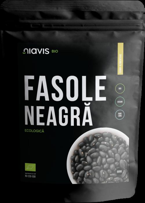 Fasole Neagra Ecologica/BIO 500g [0]