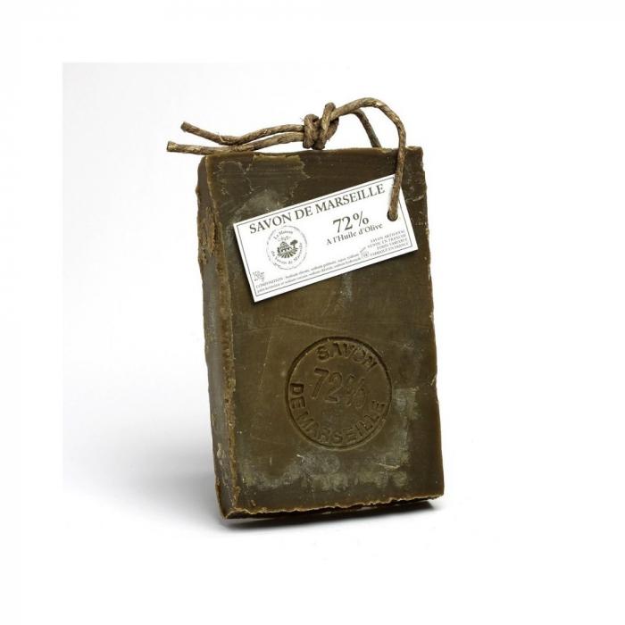 Felie de Sapun de Marsilia 250g - 72% Ulei de Masline [0]