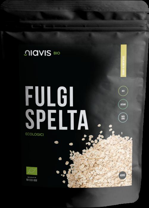 Fulgi Spelta Ecologici/BIO 400g [0]