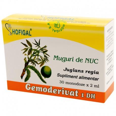 Gemoderivat de Nuc 30 monodoze Hofigal 0