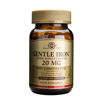 Gentle Iron 20mg 90cps [0]