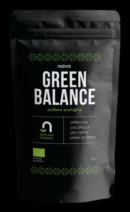 Green Balance - Mix Ecologic 125g [0]