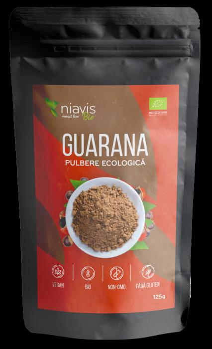 Guarana Pulbere Ecologica/Bio 125g [0]