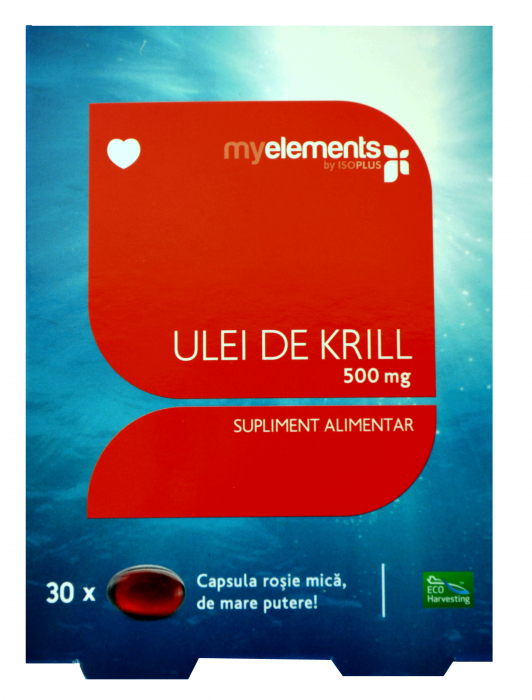 Krill Omega 3 500mg 30cps [0]