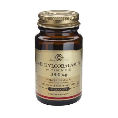 Methylcobalamin  (Vitamin B-12) 1000g 30 tablete [0]