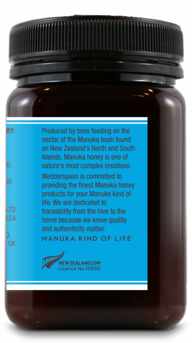 Miere de Manuka KFactor 12 RAW 500g [4]