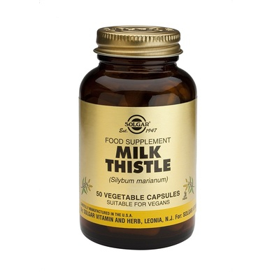 Milk Thistle 50cps [0]