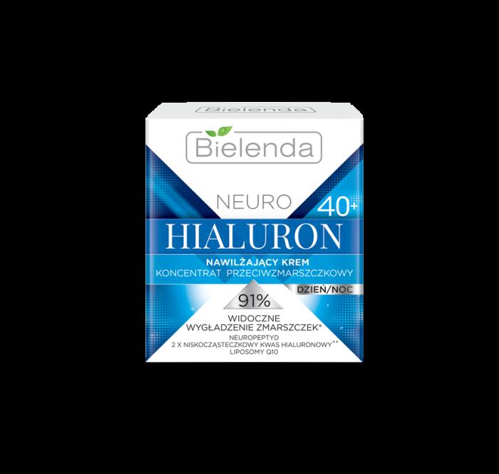 NEURO HIALURON Crema concentrata de fata hidratanta anti-rid  40+  zi/noapte 50ml [0]