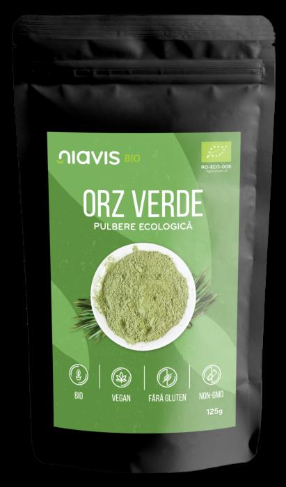 Orz Verde Pudra Ecologica/BIO 125g [0]