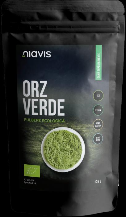 Orz Verde Pudra Ecologica/BIO 125g [1]