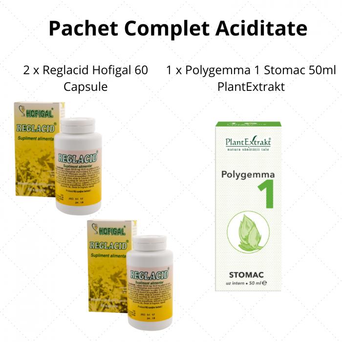 Pachet Complet Aciditate 0