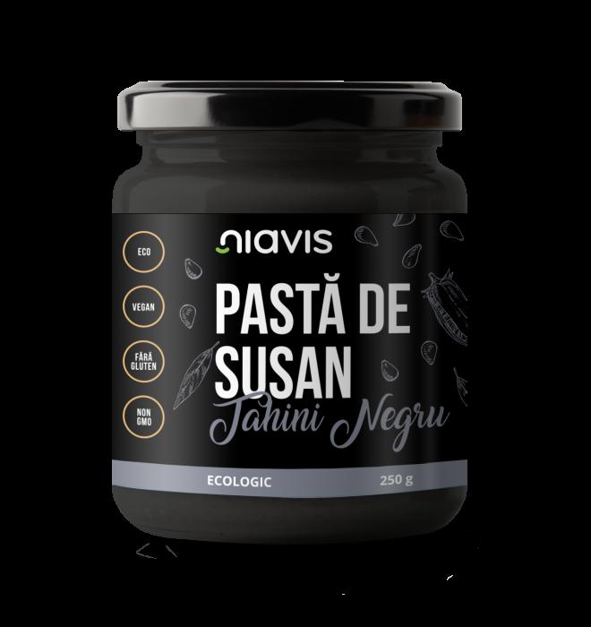 Pasta de Susan (Tahini Negru) Ecologica/BIO 250g [0]