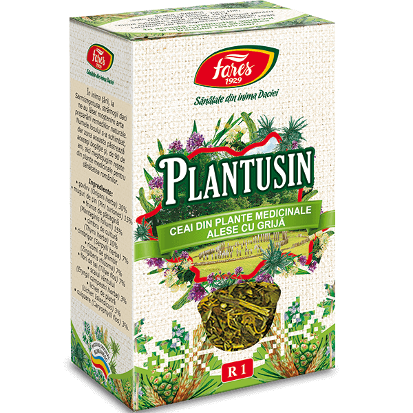 Plantusin Ceai 50 g R1 Fares 0