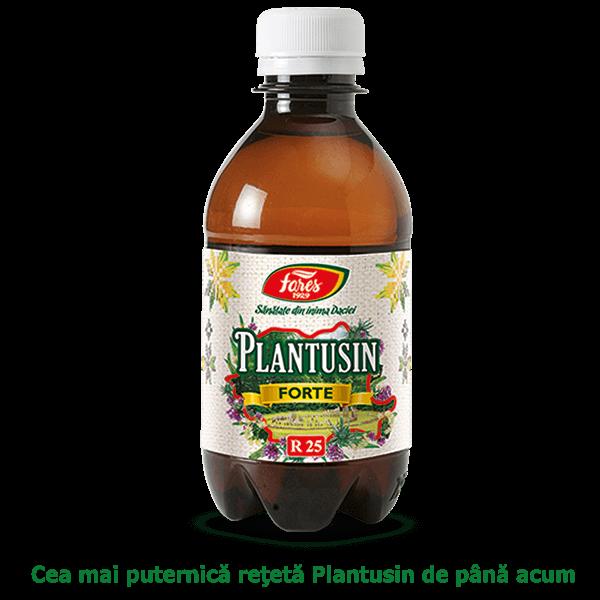 Plantusin Forte Sirop R25 Fares 250 ml [0]