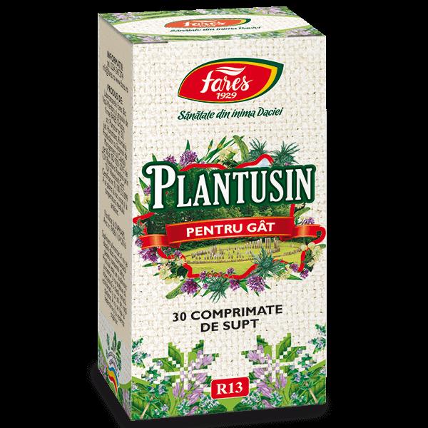Plantusin Pastile R13 30 buc 0